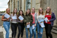 Another year of A-level Success at Castle School Sixth Form